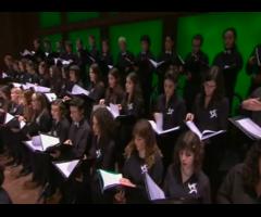 La JORCAM convoca pruebas de admisión para Joven Coro de la Comunidad de Madrid