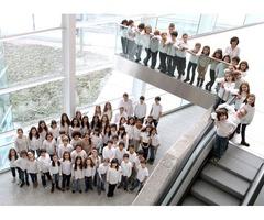 La JORCAM convoca pruebas de admisión para Pequeños Cantores de la Comunidad de Madrid