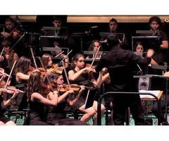 La JORCAM convoca pruebas de admisión para Joven Orquesta de la Comunidad de Madrid