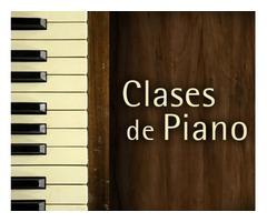 Clases de piano y lenguaje musical. Zona noroeste