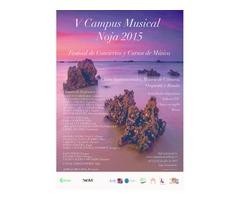 V Campus Musical Noja 2015