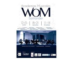 Academias Musicales WOM Santander