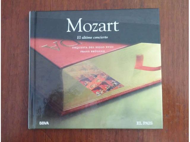 Wolfgang Amadeus Mozart y Piotr Illich Chaikovski - Busco dos CD's
