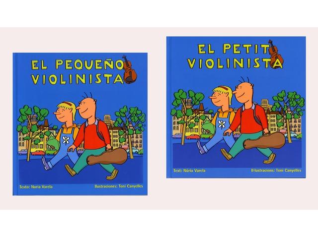 EL PEQUEÑO VIOLINISTA / EL PETIT VIOLINISTA