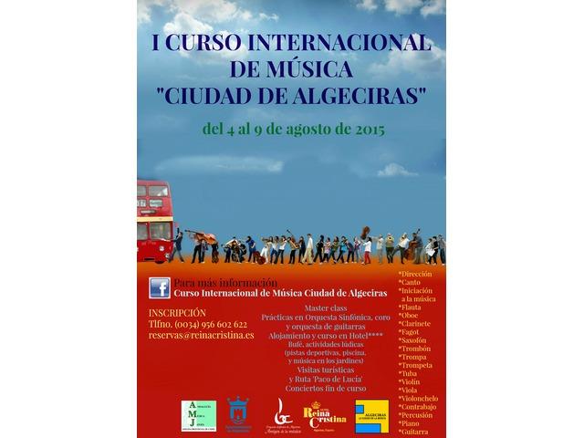 Curso Internacional de Música Ciudad de Algeciras