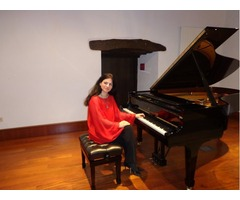 Curso Internacional de interpretación musical, especialidad piano