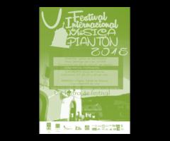 Conciertos 'a tres bandas' en la cuarta jornada del Festival de Música Piantón