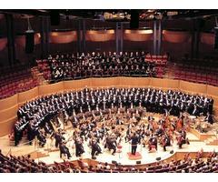 Audiciones de la WDR SinfonieorchesterKöln para violín, clarinete, fagot y contrabajo