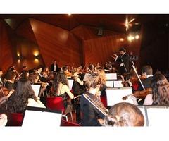 Pruebas de acceso a la Orquesta Sinfónica de la UCM