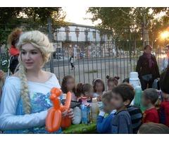 Frozen, animación infantil, Karaoke, cumpleaños, Sevilla Elsa y Olaf