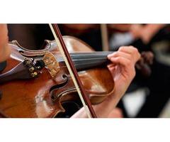 IV Concurso de violín 'Pozuelo de Alarcón'