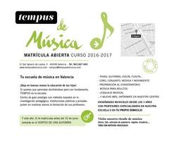 TEMPUS Centro de Investigación y Difusión Musical