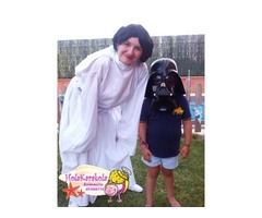 Star Wars Animación Infantil,Cumpleaños y Eventos, Karaoke Sevilla