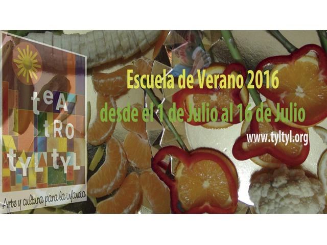 Escuela de Verano 2016!