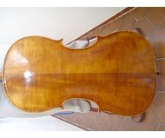 Vendo violoncello alemán 1951.Envío fotos por mail.