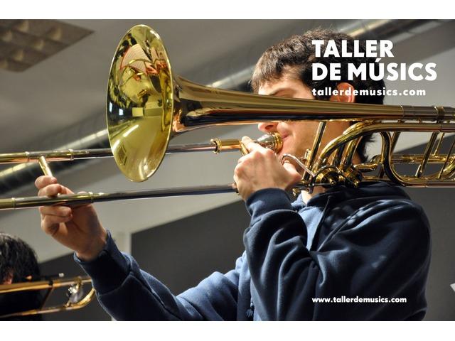 Inscripciones al Taller de Músics