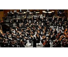 Pruebas de selección para vacantes en la Orquesta Filarmónica de la Ciudad de México