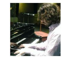 Clases Particulares de Piano e Improvisación en Asturias