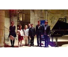 XX Premio Infantil de Piano Santa Cecilia