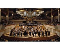 Audiciones de la Orquesta Nacional de España para una plaza de Concertino