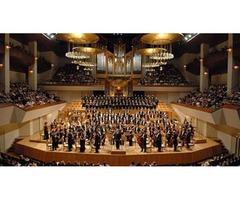 Próximas audiciones de la Orquesta Nacional de España