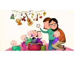 Taller para bebés en L'Auditori