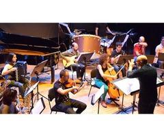 Festival de Creación Musical Contemporánea Vertixe Sonora