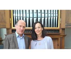 Concierto de Gustav Auzinger y Martina Schobersberger en la Catedral de Cuenca