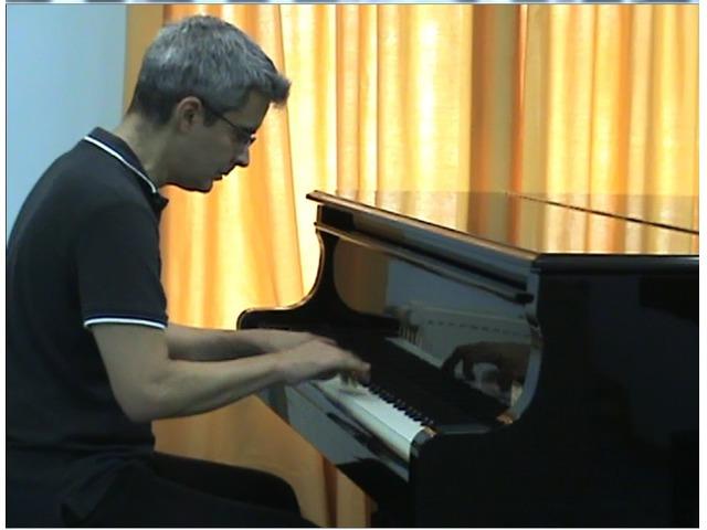 Clases de piano.