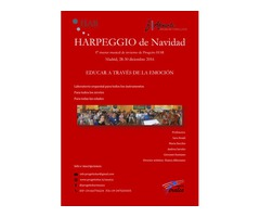HARPEGGIO de NAVIDAD 2016 Laboratorio Orquestal Urbano