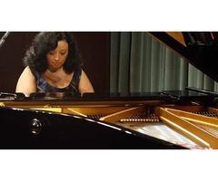 Conciertos de Piano Raquel del Val