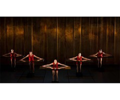 Taller de danza infantil con Aracalandanza en el Teatro de la Abadía