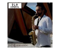 David Hernando Vitores - HARIA - Clasijazz ALMERÍA.