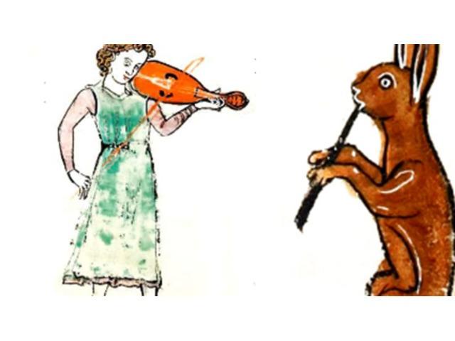 Curso 2016-2017 de la Escuela de Música Medieval