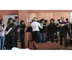 Inscripción a las pruebas de acceso de septiembre en el Conservatorio Superior de Música de Castilla