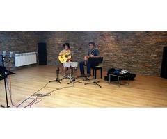 Air Classical, nuevo estudio de grabación