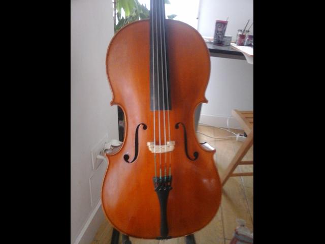 Vendo violonchelo