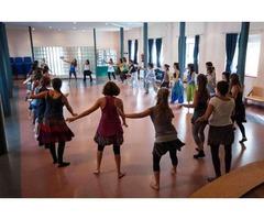 Danza Creativa para niños y jóvenes en el Centro de Danza La Cabra
