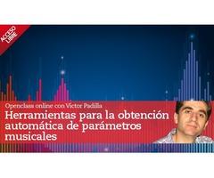 Herramientas para la obtención automática de parámetros musicales