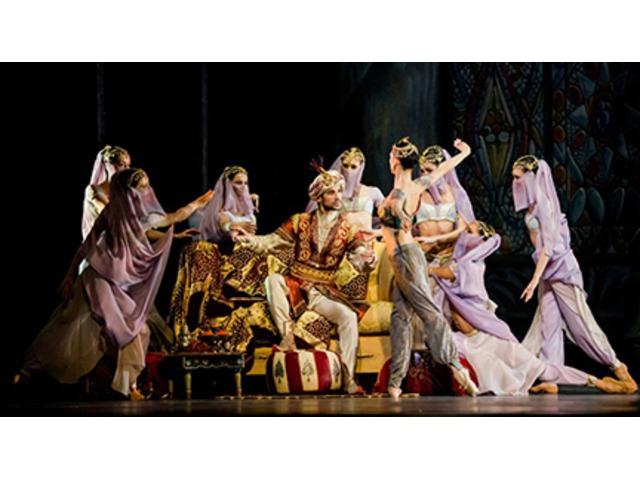 El Corsario, con el Ballet de la Ópera de Viena