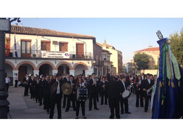 Certamen Internacional de Bandas de Música Villa de Dosbarrios 2017