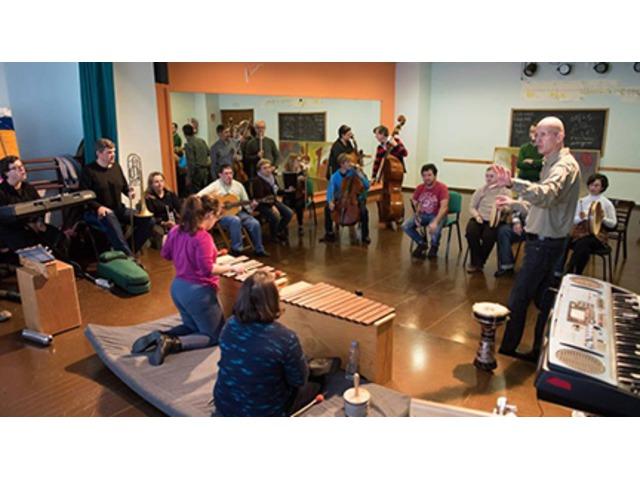 Ciclo de conciertos de Mosaico de Sonidos, que integran a orquestas y personas con discapacidad inte