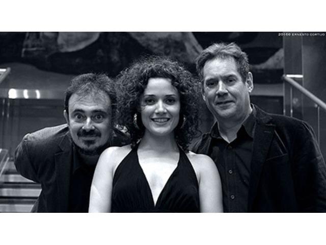 Lechner-Saiz-Blanco Trío en Bogui Jazz