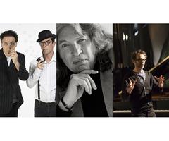 ames Rhodes, The Gift, José Mercé, Carmen Linares... en el Circo Price