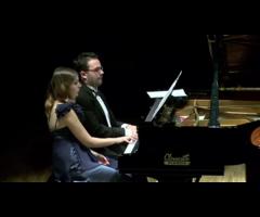 Concierto de Iberian & Klavier piano dúo - 3 de febrero, 20:00h en Alcalá de Henares