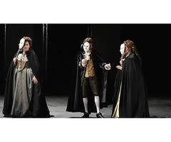 ABAO-OLBE pone en escena Don Giovanni, de Mozart