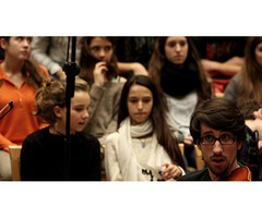 Pruebas de Acceso para los Pequeños Cantores de la Comunidad de Madrid y para la Camerata Infantil B