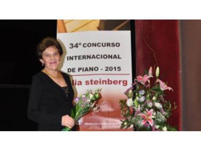 36 Concurso Internacional de piano