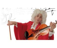 El pequeño Vivaldi en el MIMMA