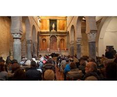 Ciclo de Música de Cámara en la antigua Iglesia de San Sebastián
